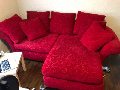 TWO couches - couch and loveseat