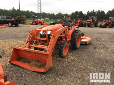 2015 Kubota L3301D 4WD Tractor