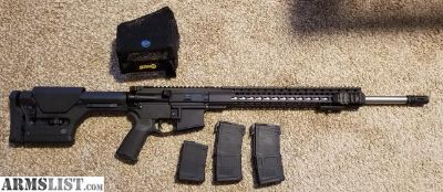 For Sale: AR-15 SPR/DMR 5.56/223