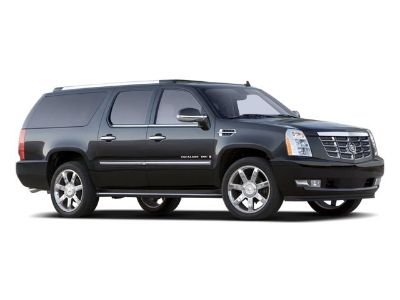 2008 Cadillac Escalade ESV Base (Quicksilver)