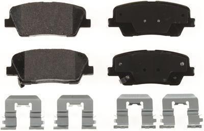 Sell Bendix Brakes Brake Pads CQ Ceramic Rear fits Kia fits Hyundai Borrego Sedona motorcycle in Tallmadge, Ohio, US, for US $39.92