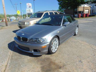 2006 BMW 3-Series 330Ci (Silver)