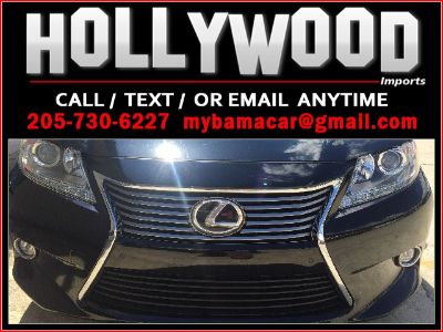 2014 Lexus ES 350 Base (Black)