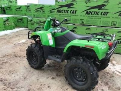 2010 Arctic Cat MudPro 650 H1 Sport-Utility ATVs Francis Creek, WI
