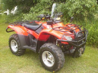 2007 Honda FourTrax Rancher Utility ATVs Mukwonago, WI