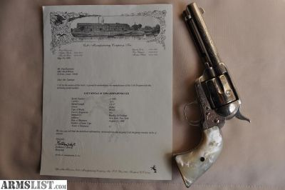 For Sale: BEAUTIFUL COLT .45 1886 OLD WEST ANTIQUE POSSIBLE FAMOUS OWNER