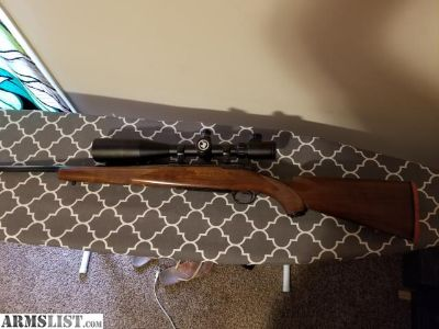 For Sale: Ruger M77