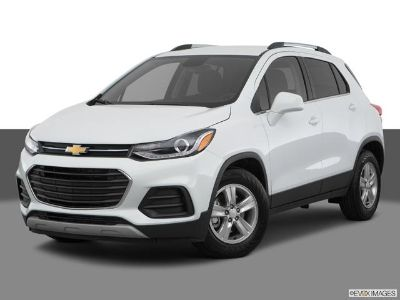 2018 Chevrolet Trax LT (Nightfall Gray Metallic)