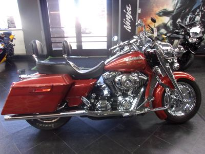 2007 Harley-Davidson FLHRS Road King Custom Touring Motorcycles Philadelphia, PA