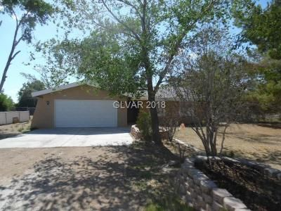 3 Bed 2 Bath Foreclosure Property in Pahrump, NV 89060 - Point Dr