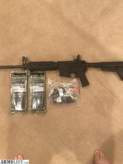 For Sale: BRAND NEW Colt LE 6920 MP-BM AR 15