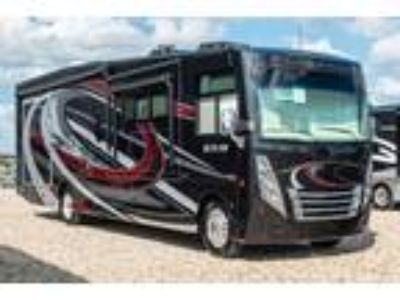 2019 Thor Motor Coach Outlaw 37GP Toy Hauler for Sale W/2 Patio Decks, 3 A/Cs