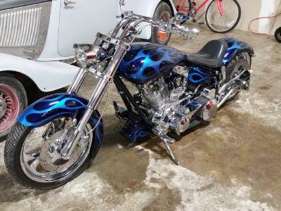 2002 Royal Ryder Chopper Custom (Blue)