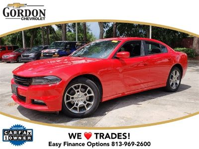 2017 Dodge Charger SXT (Torred Clearcoat)
