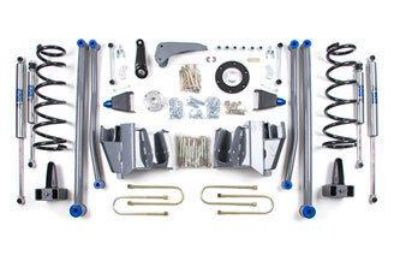 "Purchase BDS 8"" SUSPENSION LIFT KIT DODGE RAM 2500 3500 QUADCAB 2008 4WD 6.7L CUMMINS motorcycle in Fairfield, California, US, for US $2,199.99"