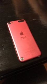 iPod Touch 5th generation - pink 32gb