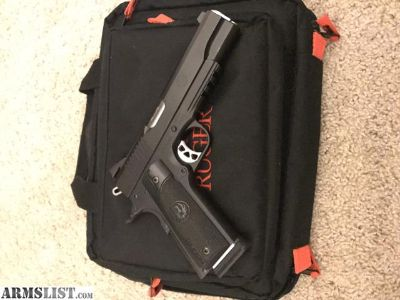 For Sale/Trade: Ruger 1911 Talo