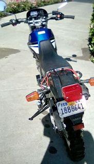 2006 Yamaha XT225