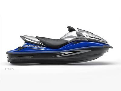 2007 Kawasaki Jet Ski Ultra 250X 3 Person Watercraft Gaylord, MI