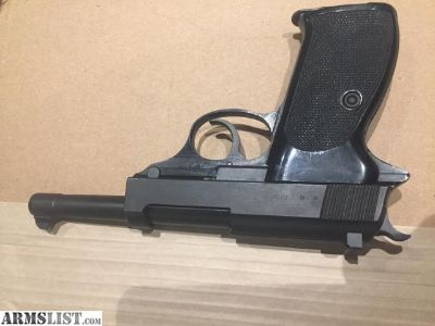 For Sale: Walther P1