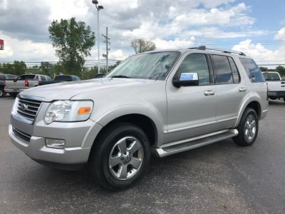 2006 Ford Explorer Limited (Silver)