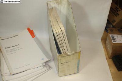 duplicate eurovan body/cv camper and multivan book