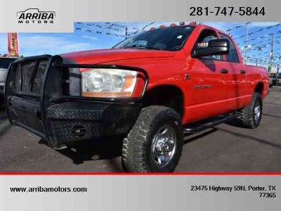 Used 2006 Dodge Ram 2500 Quad Cab for sale