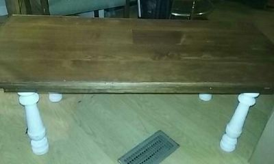 Coffee table (country style ) $50