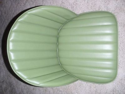 Buy Hot Rat Rod PAIR Bucket Bomber Seats 32 33 34 T A Ford Car Boat MG green motorcycle in Stillwater, Minnesota, United States, for US $209.00