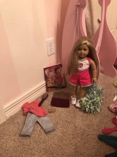 2014 American Girl Doll of the Year- ISABELLE