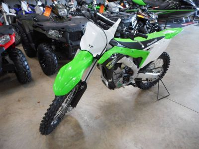 2018 Kawasaki KX 250F Motocross Motorcycles Belvidere, IL