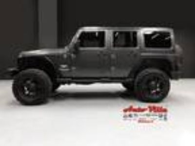 Used 2014 JEEP WRANGLER UNLIMITED For Sale