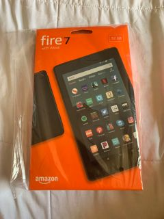 Brand New in package Amazon Fire 7 tablet 32gb