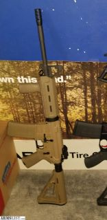 For Sale: SIG M400 AR15 Factory FDE with Magpul furniture