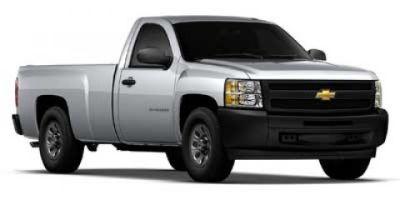 2012 Chevrolet Silverado 1500 Work Truck (Victory Red)