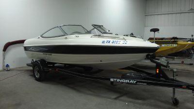 2012 Stingray 185 LX