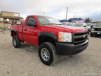 2010 Chevrolet Silverado 1500 Work Truck (Red)