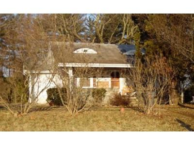 3 Bed 1 Bath Foreclosure Property in Pennville, IN 47369 - N Union St
