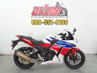 2015 Honda CBR 300R Sport Tulsa, OK