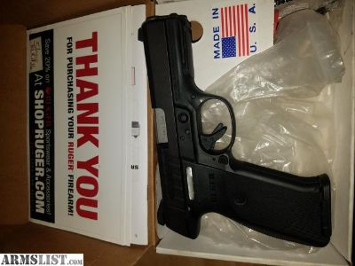 For Trade: Ruger sr9e