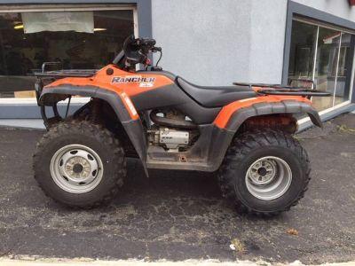 2002 Honda Rancher Utility ATVs Palmerton, PA
