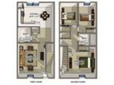 Hyde Park Townhomes - The Charleston