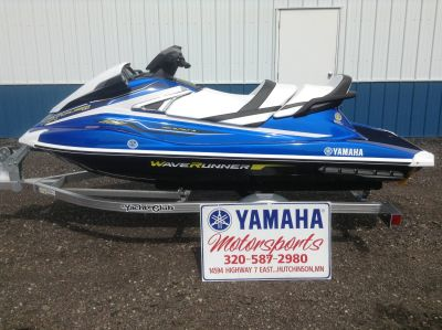 2018 Yamaha VX Cruiser HO 3 Person Watercraft Hutchinson, MN