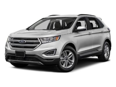 2015 Ford Edge SEL 201A AWD (Tuxedo Black Metallic)