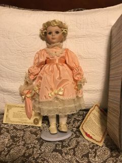 Beautiful perfect old Doll