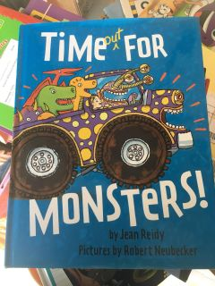 New! Time out for monsters
