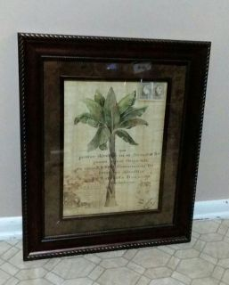 (LARGE) WALL DECOR.....NEW CONDITION