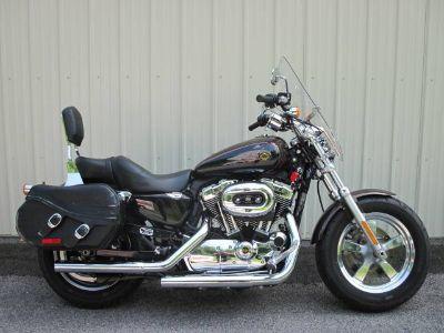 2013 Harley-Davidson Sportster 1200 Custom 110th Anniversary Edition Sport Motorcycles Guilderland, NY