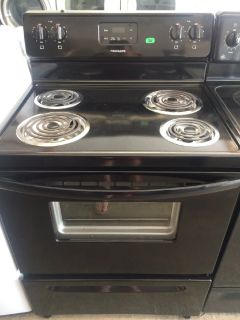 Frigidaire Electric Range in Black