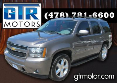 2013 Chevrolet Tahoe LT (Tan)